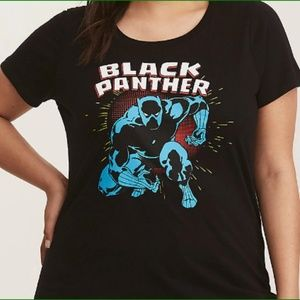 BLACK PANTHER SLIM FIT TEE!